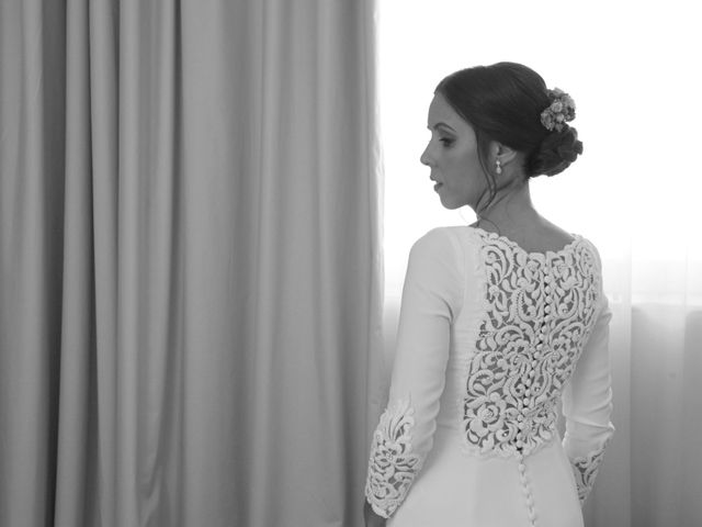 La boda de Rubén y Chusi en Granada, Granada 10