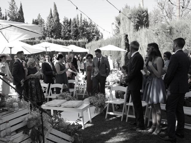 La boda de Rubén y Chusi en Granada, Granada 14