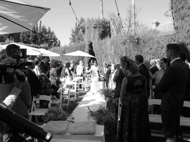 La boda de Rubén y Chusi en Granada, Granada 15