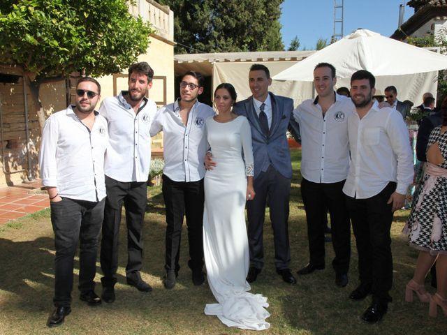 La boda de Rubén y Chusi en Granada, Granada 19