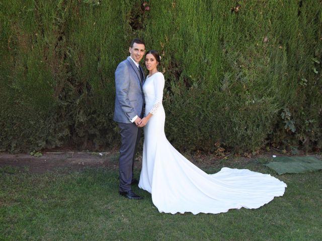 La boda de Rubén y Chusi en Granada, Granada 20