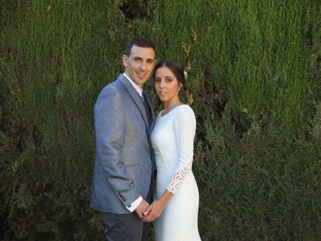 La boda de Chusi y Rubén
