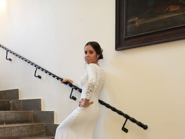 La boda de Rubén y Chusi en Granada, Granada 22