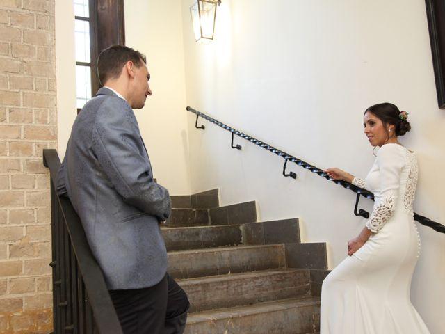 La boda de Rubén y Chusi en Granada, Granada 23