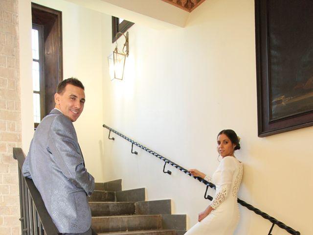 La boda de Rubén y Chusi en Granada, Granada 24