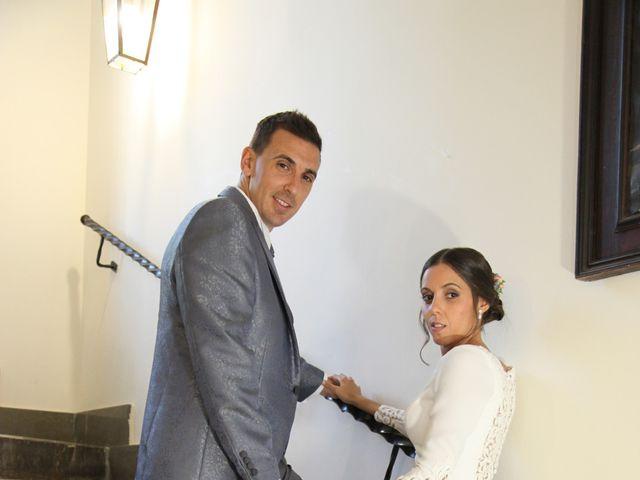 La boda de Rubén y Chusi en Granada, Granada 25