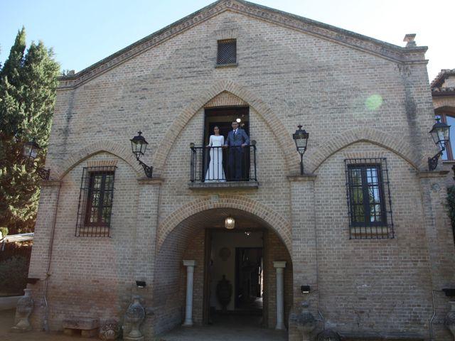 La boda de Rubén y Chusi en Granada, Granada 26