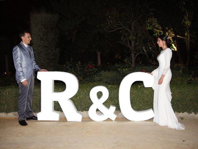 La boda de Rubén y Chusi en Granada, Granada 30