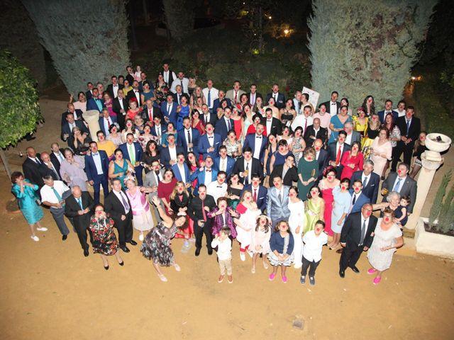 La boda de Rubén y Chusi en Granada, Granada 32