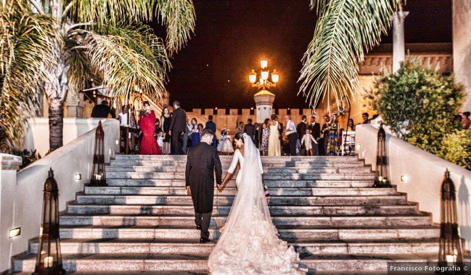 La boda de Alejandro y Rocío en Sanlucar La Mayor, Sevilla