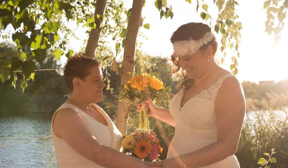 La boda de Geles y Karol en Arganda Del Rey, Madrid