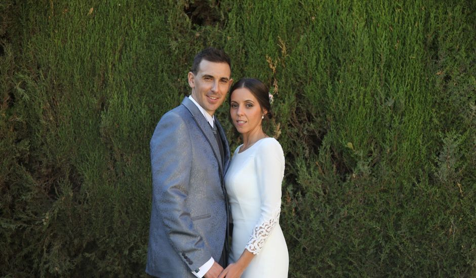 La boda de Rubén y Chusi en Granada, Granada
