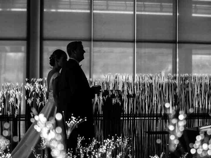 La boda de Paloma y Santi