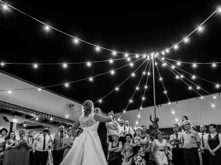 La boda de Estela y Javi