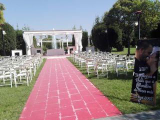 La boda de Monica y Daniel 1
