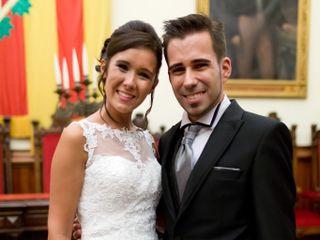 La boda de Raquel y Dany 1