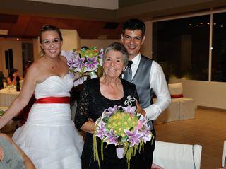 La boda de Olympia y Armando 2