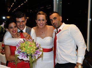 La boda de Olympia y Armando 3