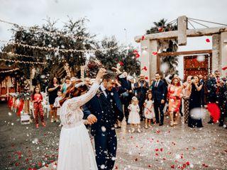 La boda de Loli y Elier