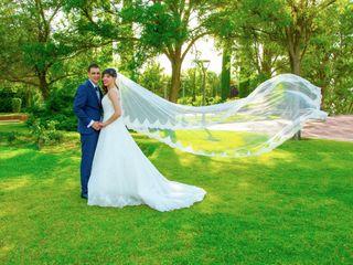 La boda de Pamela y Fran