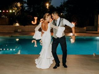 La boda de Jenny y Nacho