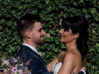 La boda de Aïda y Karim