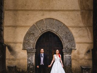 La boda de Alba y Javier 1