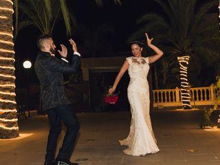 La boda de Cristian y Dori 1