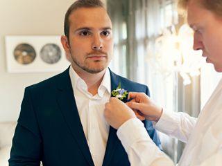 La boda de Camino y Vincent 1