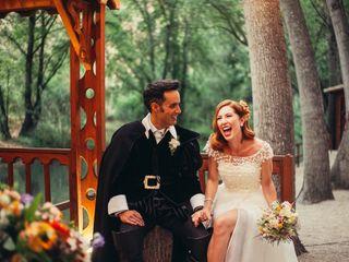 La boda de Gemma y Fermín