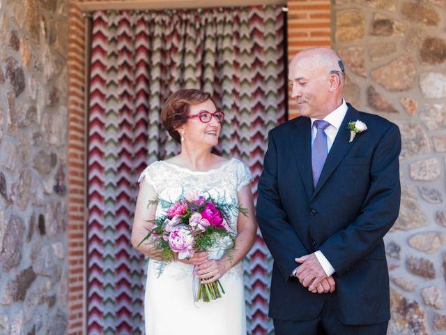 La boda de Javi y Casti en Fuentepelayo, Segovia 6