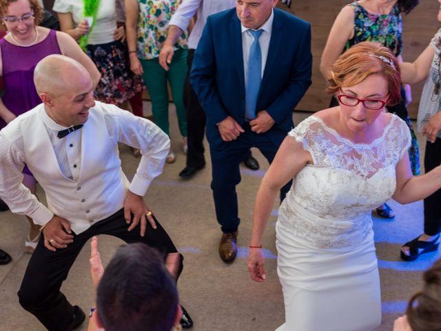 La boda de Javi y Casti en Fuentepelayo, Segovia 28