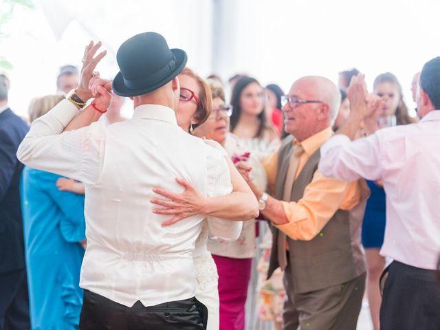 La boda de Javi y Casti en Fuentepelayo, Segovia 30