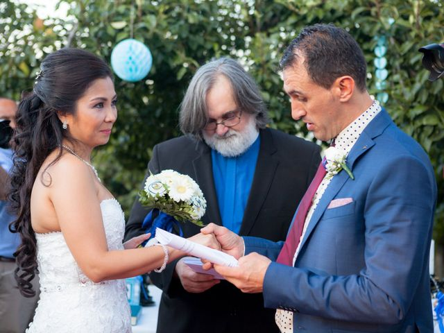 La boda de Miguel y Mye en Bilbao, Vizcaya 14