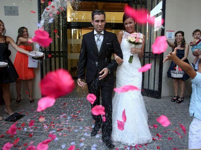 La boda de Dany y Raquel en Terrassa, Barcelona 1