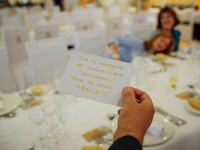 La boda de Edu y Lorena en Gandia, Valencia 1