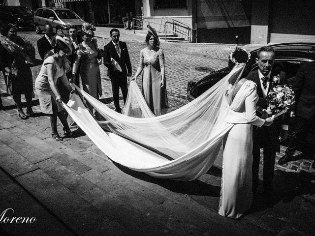 La boda de Jose y Nuria en Porcuna, Jaén 2