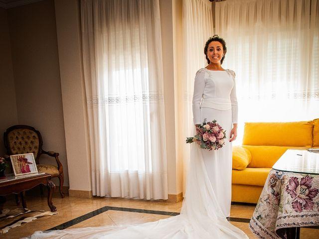 La boda de Jose y Nuria en Porcuna, Jaén 6