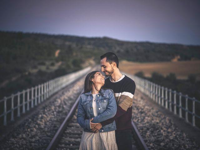 La boda de Víctor y María en Cuenca, Cuenca 10