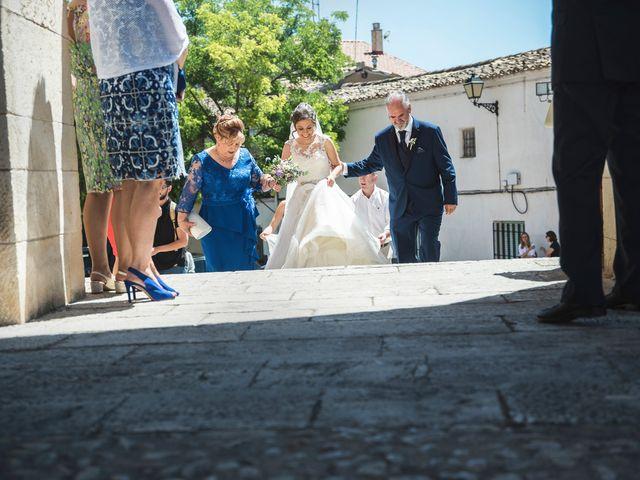 La boda de Víctor y María en Cuenca, Cuenca 26