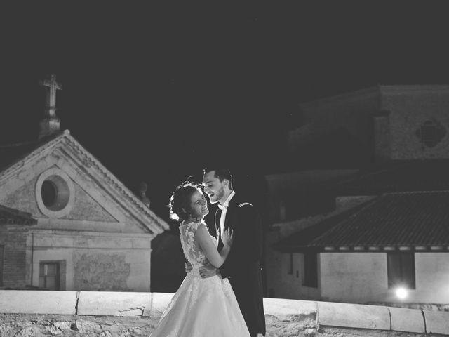 La boda de Víctor y María en Cuenca, Cuenca 37