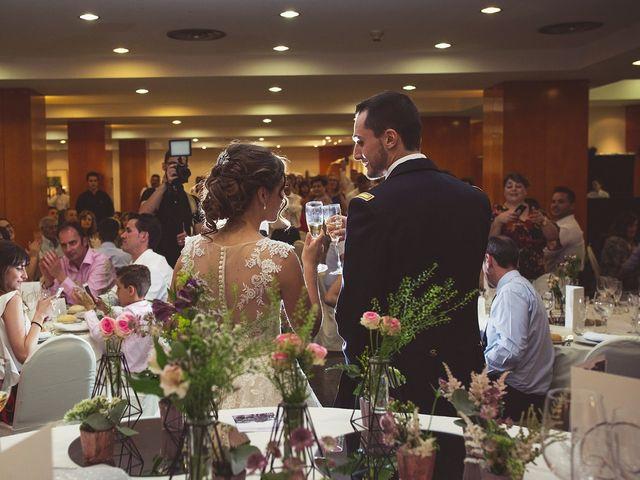 La boda de Víctor y María en Cuenca, Cuenca 40