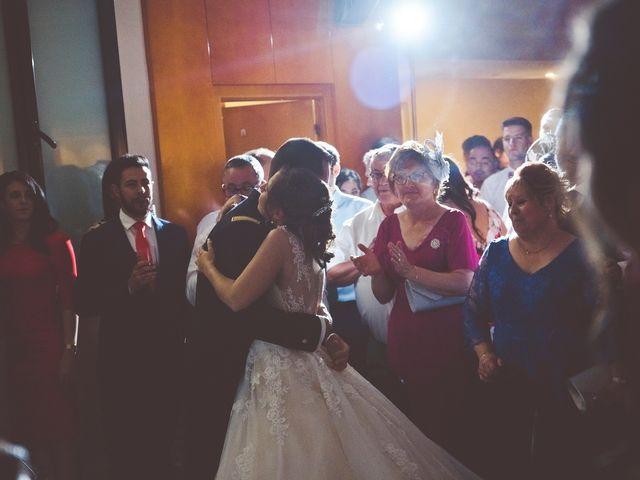La boda de Víctor y María en Cuenca, Cuenca 42