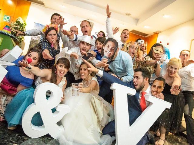La boda de Víctor y María en Cuenca, Cuenca 46