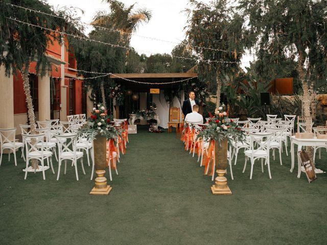 La boda de Elier y Loli en Rojales, Alicante 25