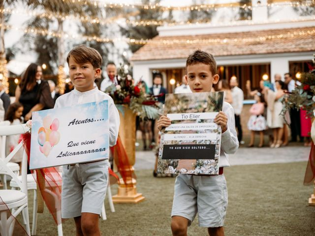 La boda de Elier y Loli en Rojales, Alicante 30
