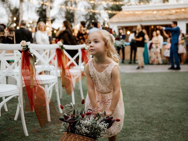 La boda de Elier y Loli en Rojales, Alicante 31