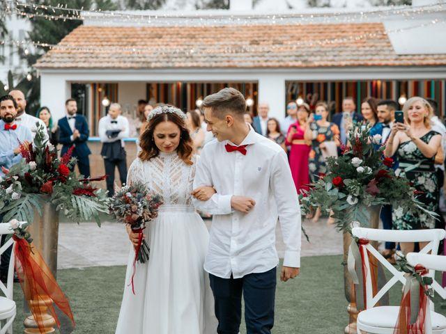 La boda de Elier y Loli en Rojales, Alicante 33