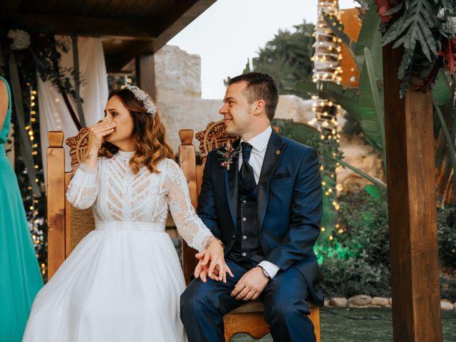 La boda de Elier y Loli en Rojales, Alicante 36