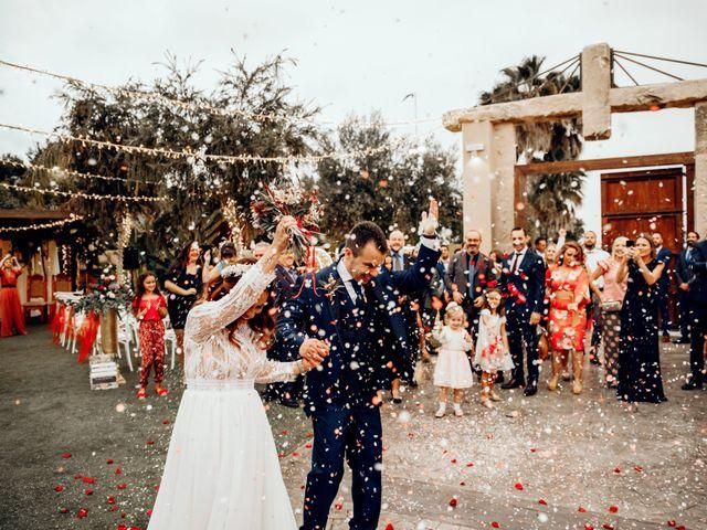 La boda de Elier y Loli en Rojales, Alicante 42